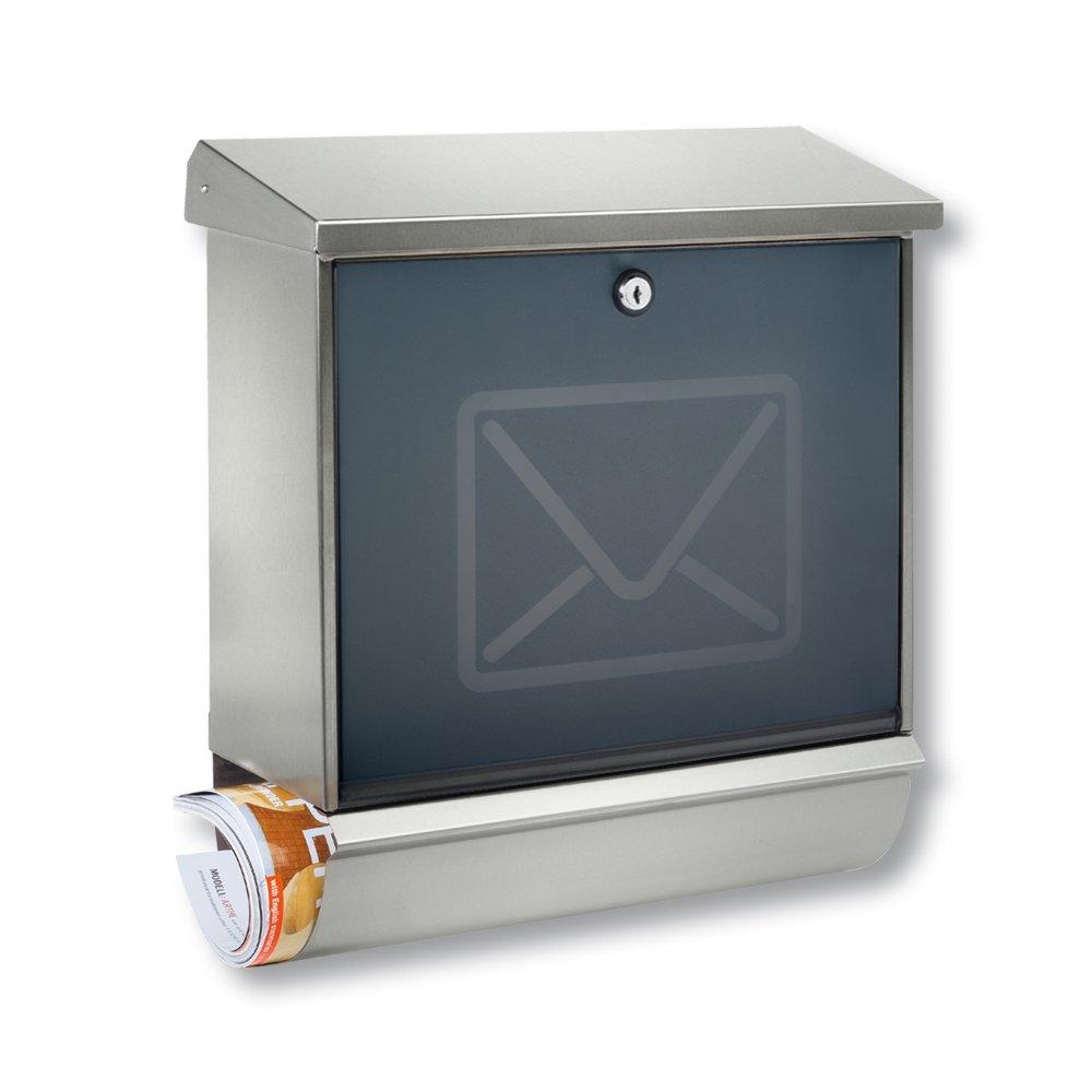 BurgWächter Briefkasten Set LuccaSet 37130 NIRO Letter   Kundenbewertungen