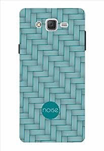 Noise Criss Cross Printed Cover for Samsung Galaxy J7