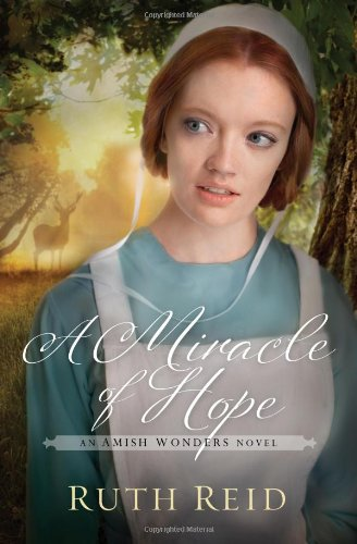 Image of A Miracle of Hope (The Amish Wonders Series)