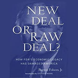 New Deal or Raw Deal? Audiobook