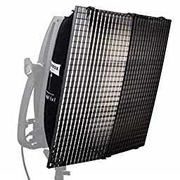 Airbox Lights Model 1x1 Inflatable Softbox with Gridset (Black)