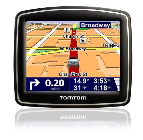 TomTom ONE 140S 3.5-Inch Portable GPS Navigator