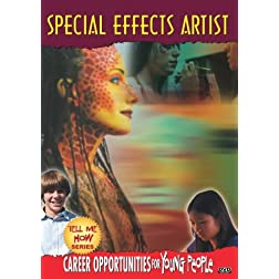 Tell Me How Career Series: Special Effects Make-Up Artist