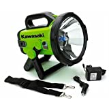 Kawasaki 840088 10-Million Candle Power Spot Light, Green ~ Kawasaki