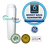 GE MSWF, MSWFDS, 101820-A, 101820A, 101821B, WR02X12345, WR02X12801 Compatible Water Filter