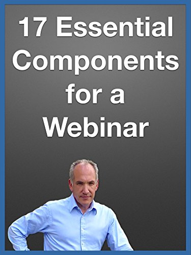 17 Essential Components for a Webinar