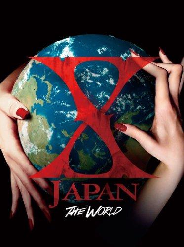 X JAPAN初の全世界ベストアルバム「THE WORLD」