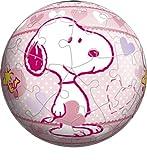 3D球体パズル 60ピース ラブリースヌーピー 2003-333