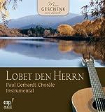 echange, troc Reinhard Börner - Paul Gerhardt: Choräle auf sechs Saiten (CD) (Livre en allemand)