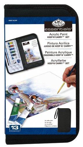 Royal-Langnickel-Watercolor-Pencil-Essentials-Keep-N-Carry-Set