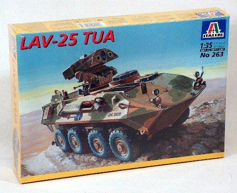 LAV-25 TUA Model Kit - 1