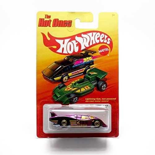 SOL-AIRE CX4 (PURPLE) * The Hot Ones * 2011 Release of the 80's Classic Series - 1:64 Scale Throw Back HOT WHEELS Die-Cast Vehicle