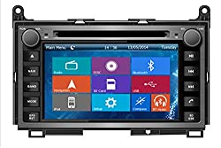See Crusade Auto DVD Player for Toyota Venza 2008-2012 Support 3g,1080p,iphone 6s/5s,external Mic,usb/sd/gps/fm/am Radio 7 Inch Hd Touch Screen Stereo Navigation System+ Reverse Car Rear Camara + Free Map Details