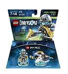 Warner Bros Lego Dimensions Ninjago Z...