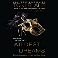 Wildest Dreams (       UNABRIDGED) by Toni Blake Narrated by Amy Rubinate