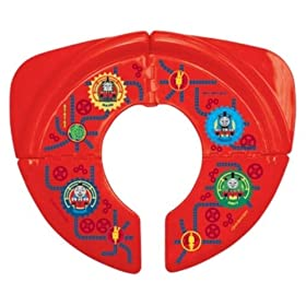 folding potty seat