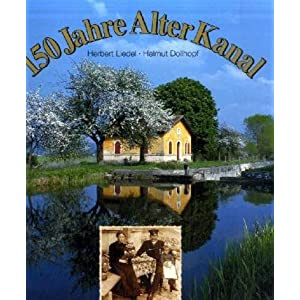 eBook Cover für  150 Jahre Alter Kanal Ludwig Donau Kanal