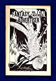 img - for Fantasy Advertiser / November 1949, with a tribute to Clark Ashton Smith by Lin Carter book / textbook / text book