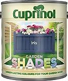 New 2014 Cuprinol Garden Shades Iris 1L