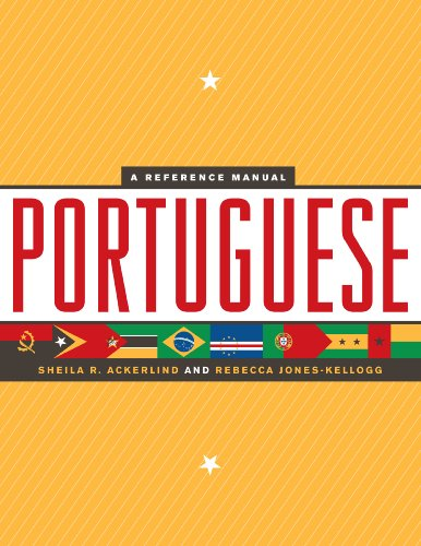 Portuguese: A Reference Manual