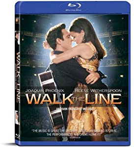 Walk The Line [Blu-ray] (Bilingual)