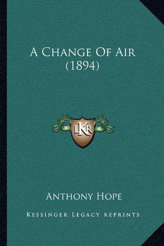 A Change of Air (1894)