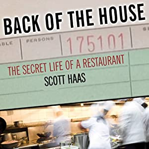 Back of the House Audiobook