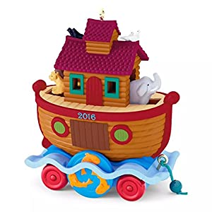 Hallmark 2016 Christmas Ornaments SANTA CERTIFIED - 4TH SERIES