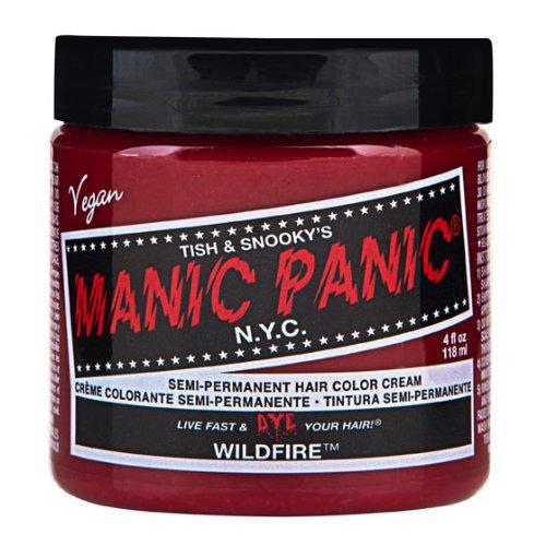 manic panic マニックパニック マニックパニックヘアカラー ワイルドファイア MC11010 118ml