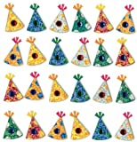 Jolee's Boutique Dimensional Stickers, Party Hats