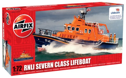 Airfix A07280 - RNLI Severn Class Lifeboat 1:72