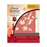 Febreze Home Collections Cranberry Pear Flameless Luminary Starter Kit-Limited Edition, 1 Kit Box