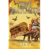 The Colour of Magic: The First  Discworld Novelby Terry Pratchett