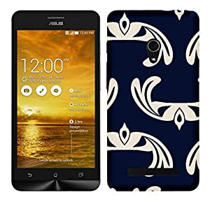 TrilMil Premium Design Back Cover Case For Asus Zenfone 5