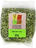 Mintons Good Food Pre-Packed Green Split Peas 500 g (Pack of 10)