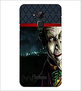PrintDhaba Scary Image D-3995 Back Case Cover for COOLPAD NOTE 3 LITE (Multi-Coloured)