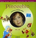 echange, troc Marlène Jobert - Pinocchio (1CD audio)