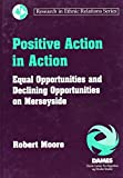 img - for Positive Action in Action: Equal Opportunities and Declining Opportunities on Merseyside (Research in Ethnic Relations Series) book / textbook / text book