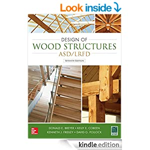 design of wood structures breyer pdf
