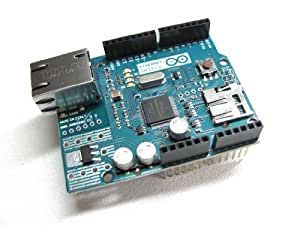 Arduino Ethernet Shield R2 without PoE module