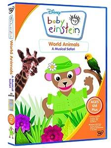 Baby Einstein - World Animals [DVD]