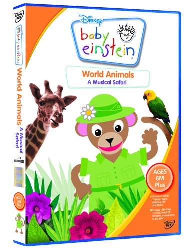 Baby Einstein - World Animals [DVD]