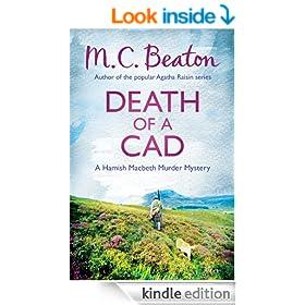 Death of a Cad (Hamish Macbeth Book 2)