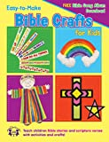 Easy To Make Bible Crafts for Kids Activity Book (I'm Learning the Bible Activity Book)