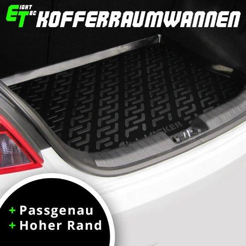 Kofferraumwanne passend für Opel Corsa D Baujahr 2006-