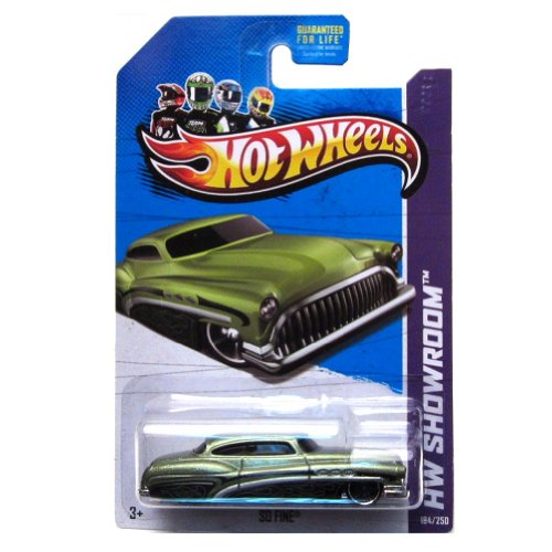 Hot Wheels HW Showroom So Fine 184/250 2013 - 1