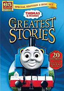 Thomas Friends The Greatest Stories Two-disc Special Edition by Lyons / Hit Ent.