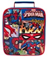 Marvel Ultimate Spiderman Lunch Bag - Multi-Colour