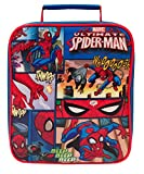 Marvel Polyester Ultimate Spiderman Lunch Bag
