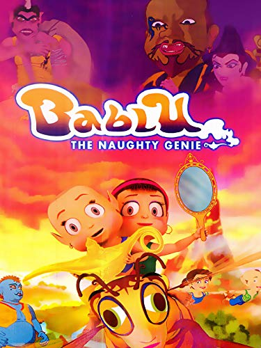 Bablu - The Naughty Genie on Amazon Prime Video UK